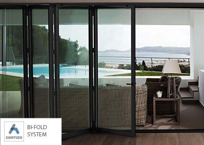 Cortizo Bi-Fold System download to find out more